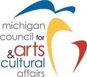Michigan Council for Arts & Cultural Affairs logo