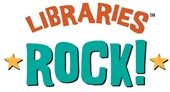 Libraries Rock logo